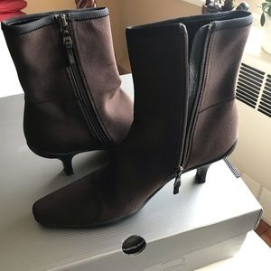 Authentic PRADA Short BOOTS  in Box Size 38
